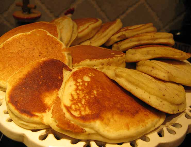 Nightshade Free Almond Flour Pancake Recipe