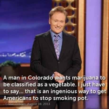 vegetable joke from conan o brien