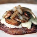 Nightshade Free Grilled Sirloin Herbed Goat Cheese Recipe