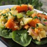 Nightshade Free Sweet Potato Salad