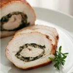 nightshade free stuffed turkey breast