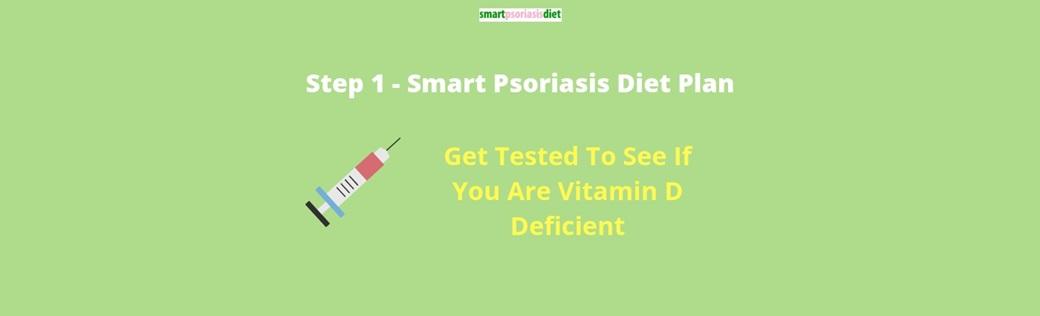 Step 1 - Smart Psoriasis Diet 1040