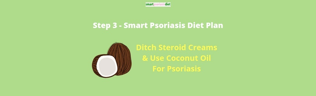 ditch steroid creams use coconut oil instead 1040