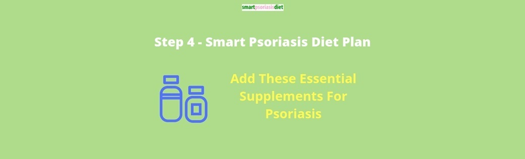 take these supplements for psoriasis